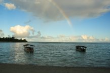 Rarotonga Sunset, Cook Islands