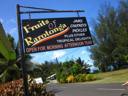 Fruits of Rarotonga