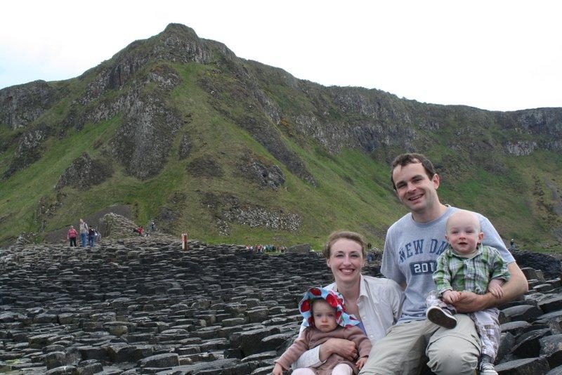 Ireland & N. Ireland 2012 Giants Causeway
