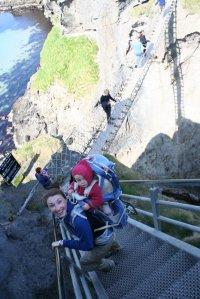 Ireland & N. Ireland 2012 Carrick-a-Rede
