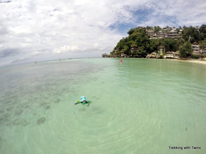 Boracay Diniwid Beach