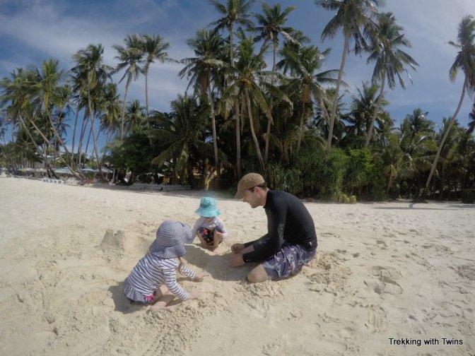 Boracay White Beach Sandcastle