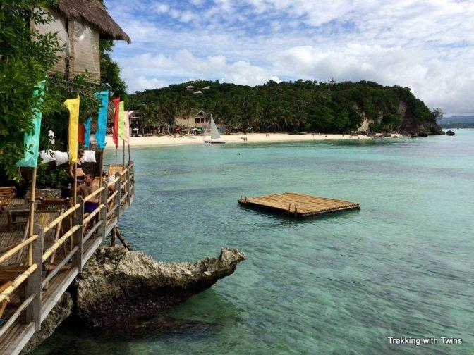 Cheap Food on Boracay | Spider House
