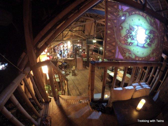 Cheap Food on Boracay | Tree House Restaurant