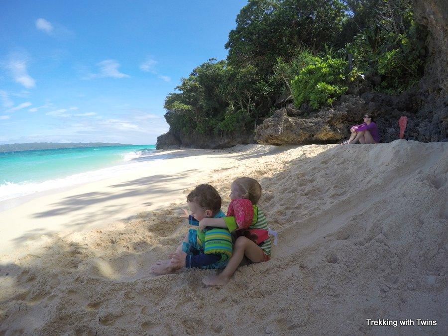 Puka Shell Beach | Boracay Family Travel Guide