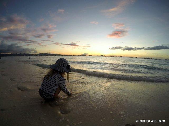 Boracay Sunset | Boracay Family Travel Guide