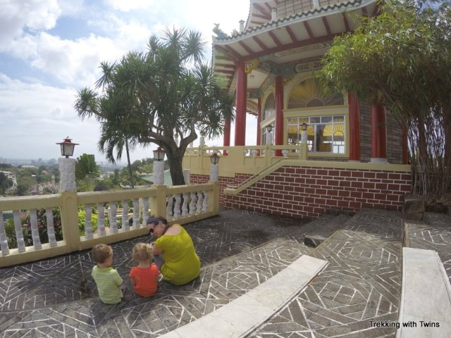 Cebu Taoist Temple | Trekking with Twins