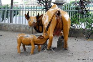 Rizal Park Playground, Manila, Philippines