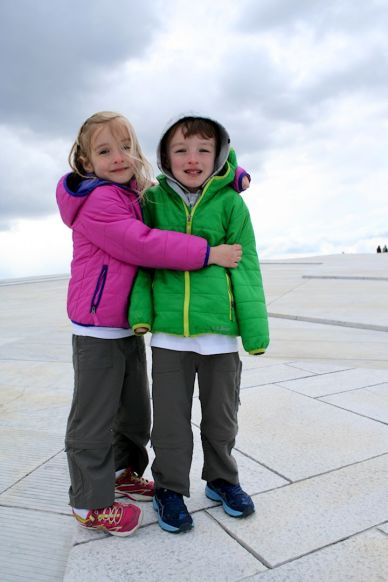 Things to Do in Oslo with Kids - Oslo Opera House