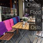 Cheap Food in Oslo – It Does Exist!